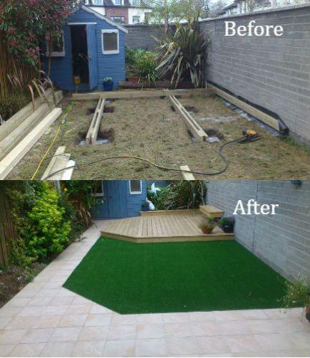 Garden design dublin mac carpentry for Garden design dublin