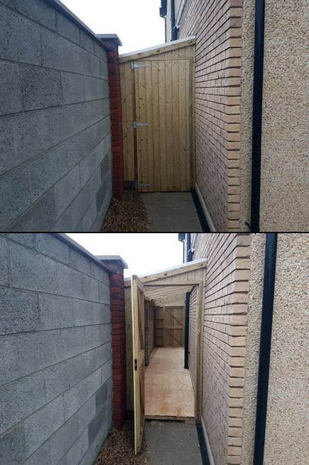 Lean To Sheds Roofing Carpenter Mac Carpentry